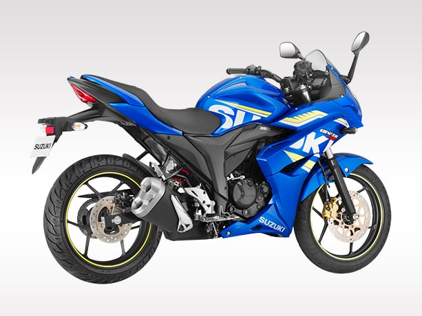 Suzuki GIXXERSF NewModel 03