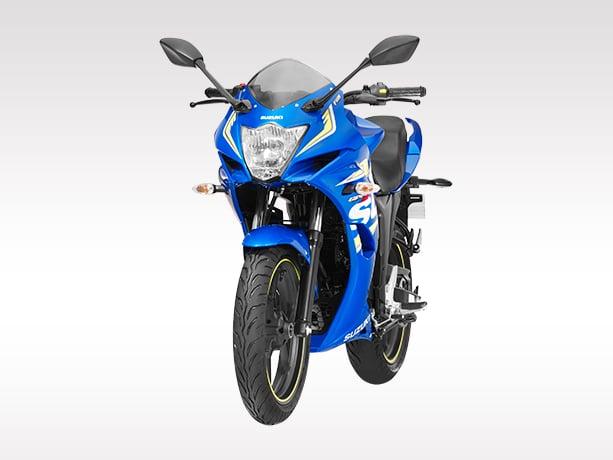 Suzuki GIXXERSF NewModel 07