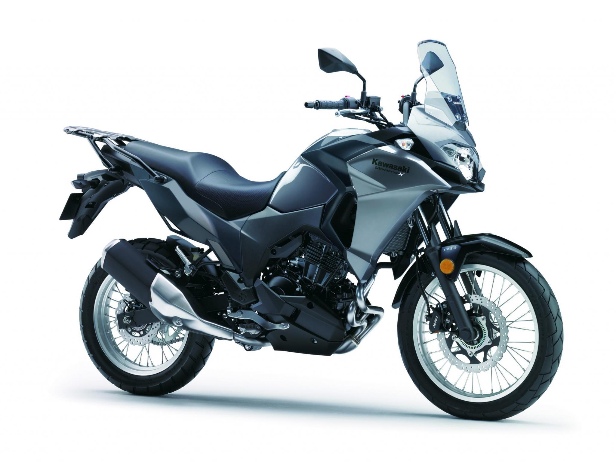 Kawasaki VersysX300 19