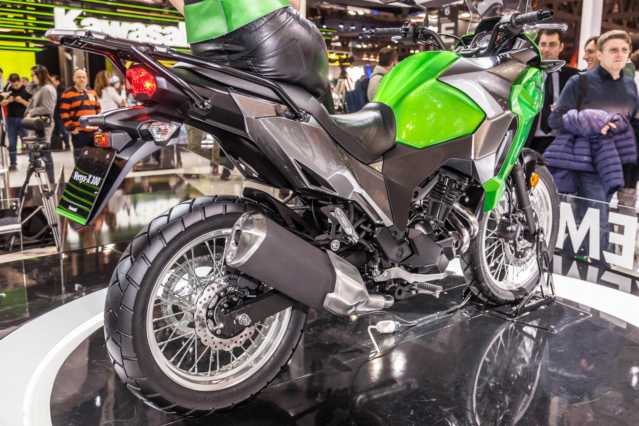 Kawasaki VersysX300 26