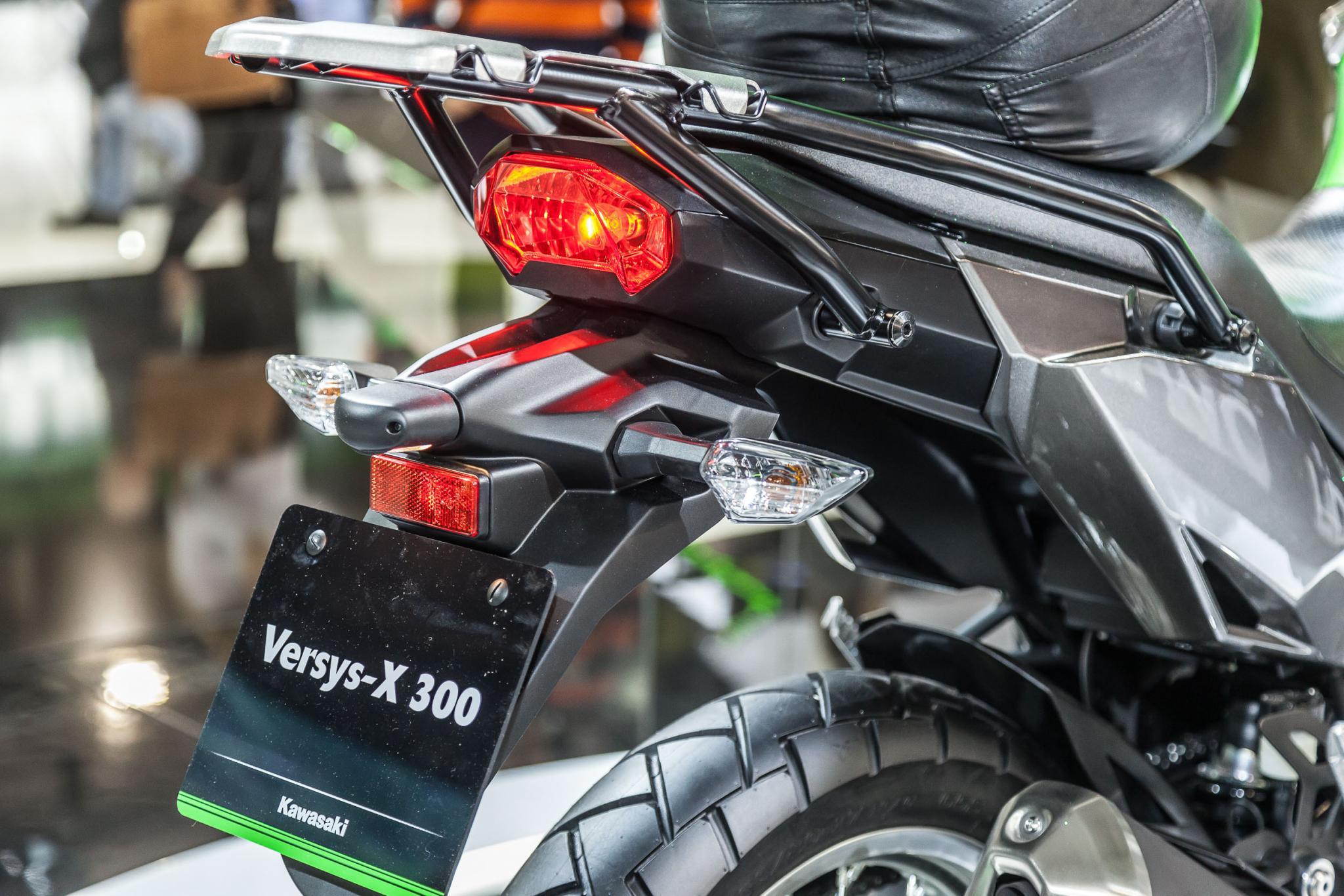 Kawasaki VersysX300 27