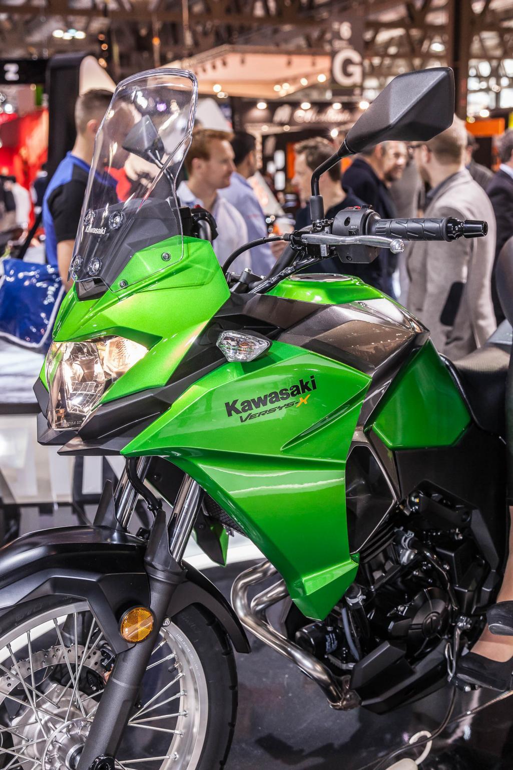 Kawasaki VersysX300 33