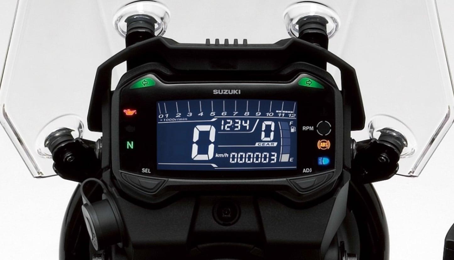 Suzuki DL250VStrom 2017 02