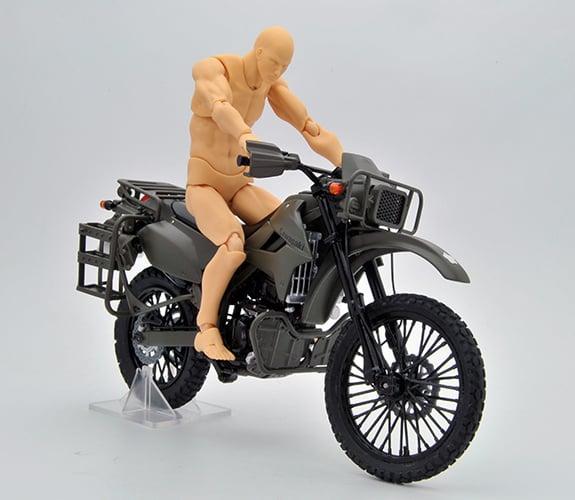 KLX250 figure 06