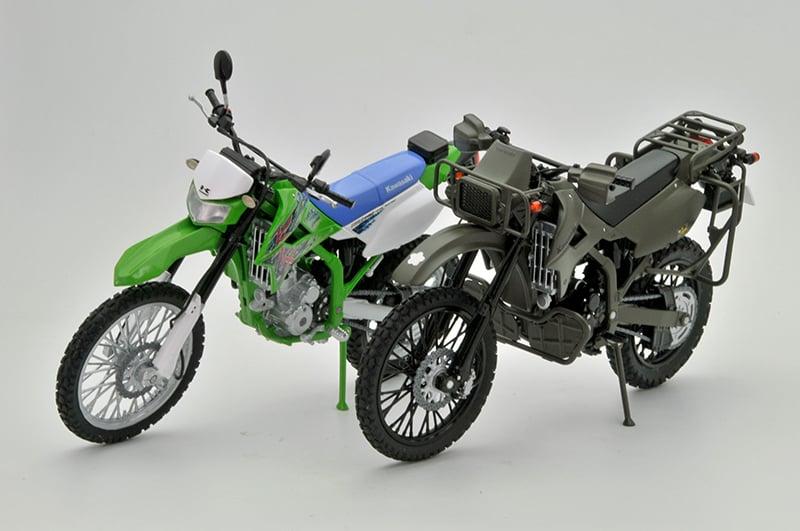 KLX250 figure 08