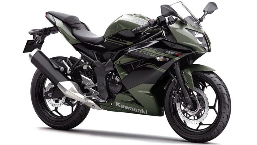 Kawasaki Ninja250SL 2017 01