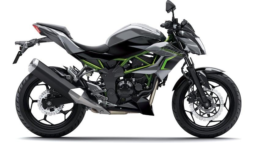 Kawasaki Z250SL 2017 02