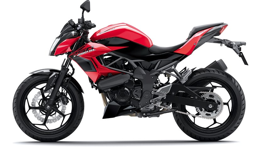 Kawasaki Z250SL 2017 08