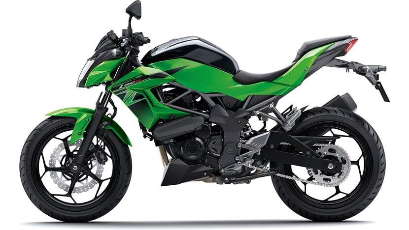 Kawasaki Z250SL 2017 10
