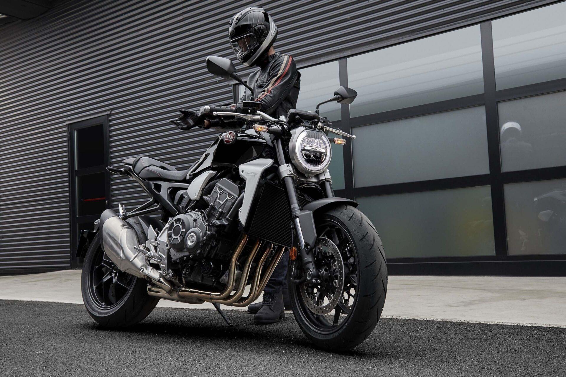 ネオレトロ丸目ネイキッド、Honda「CB1000R」を高解像度写真でチェック!