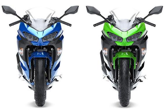 Ninja 250/400(2018年モデル)の国内仕様が発表、スペックや価格など