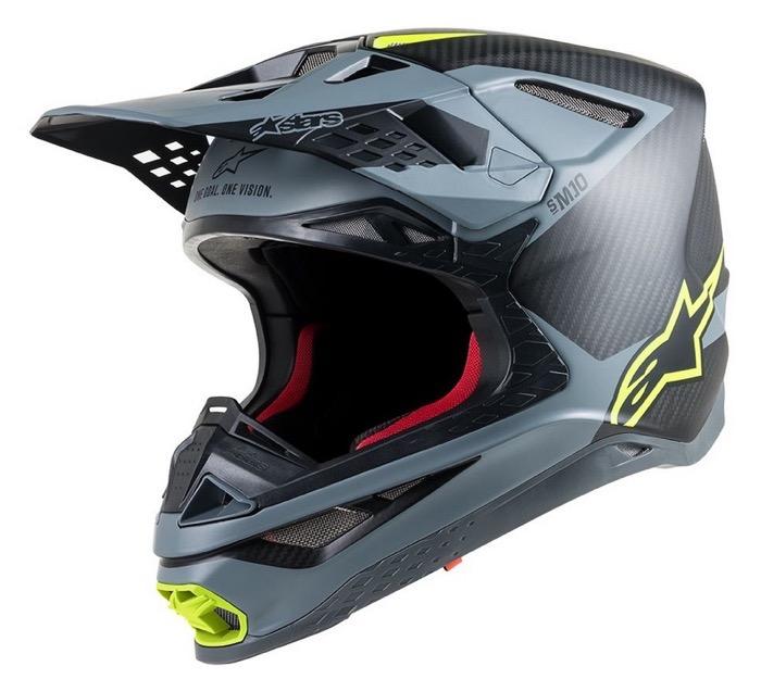 Alpinestarsが初のオフロードヘルメット、ていうかAlpinestarsがヘルメット?