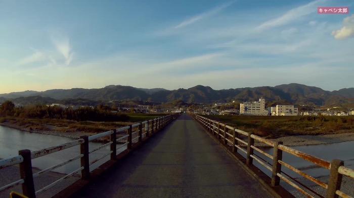 250SBで行く、最初が峰で和歌山ラーメンツーリング
