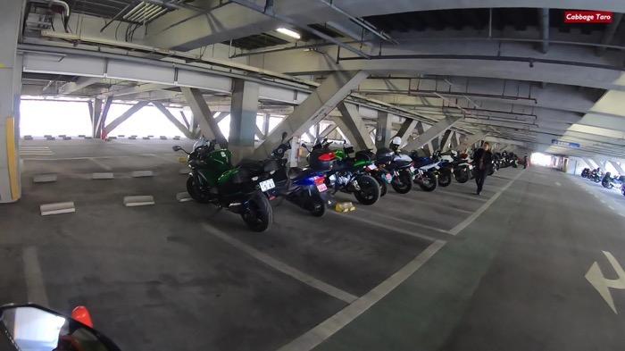 INTEXOsaka bikechurin parking 03
