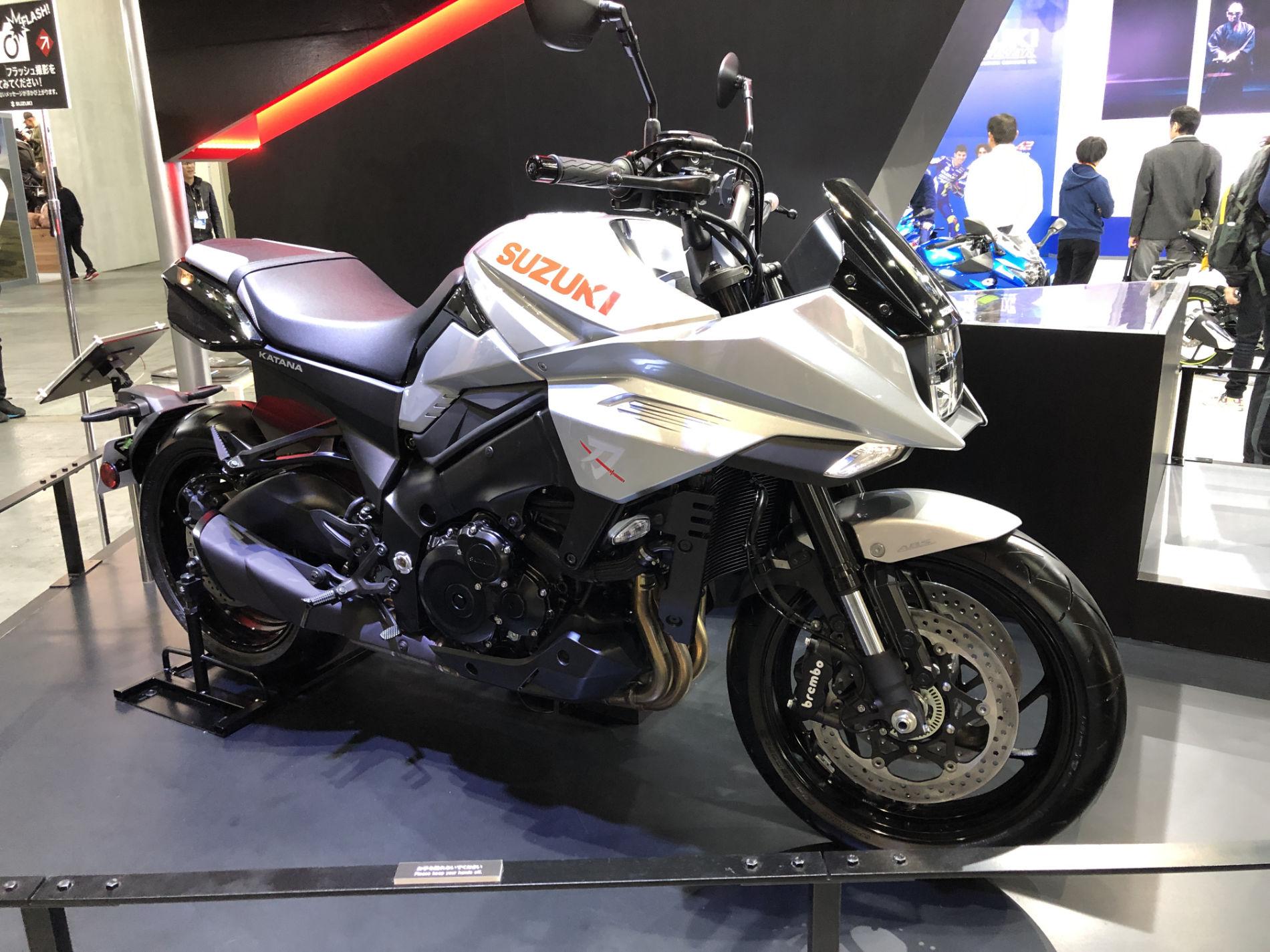 大阪モーターサイクルショー2019に行ってきた、Scrambler 1200XC/XEがめっちゃ良かった