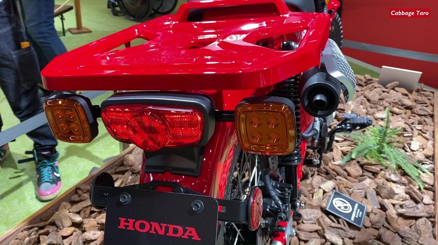 TMS HondaBooth HunterCUB NewFIT 04