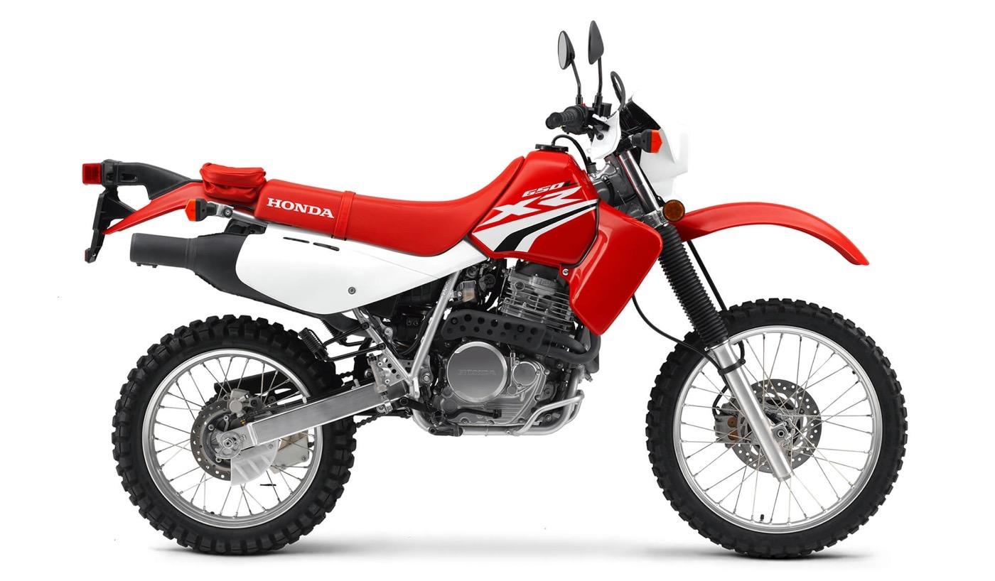 HondaXR650L 01