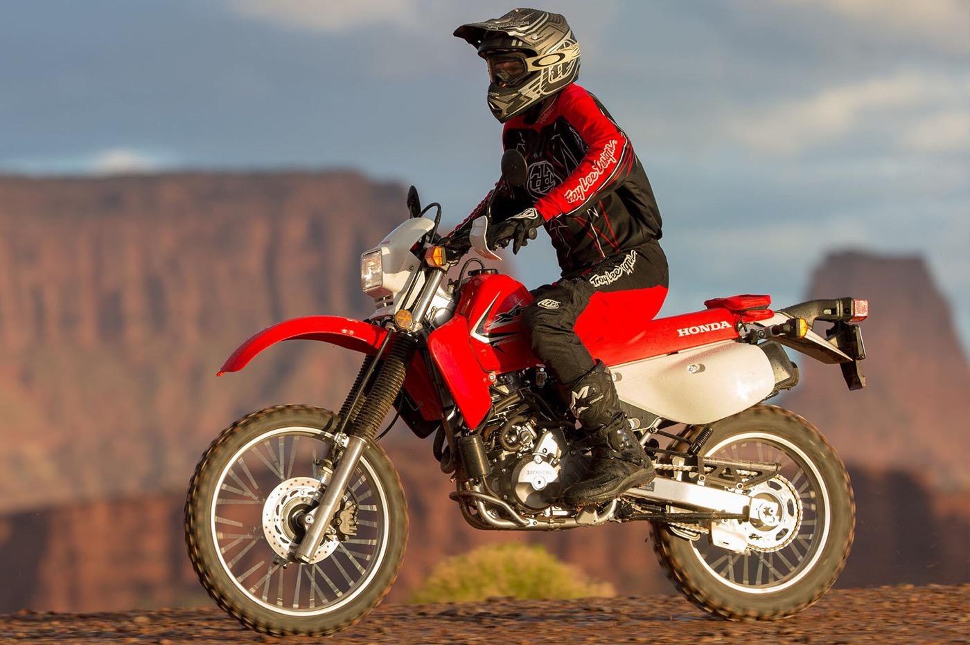HondaXR650L 06
