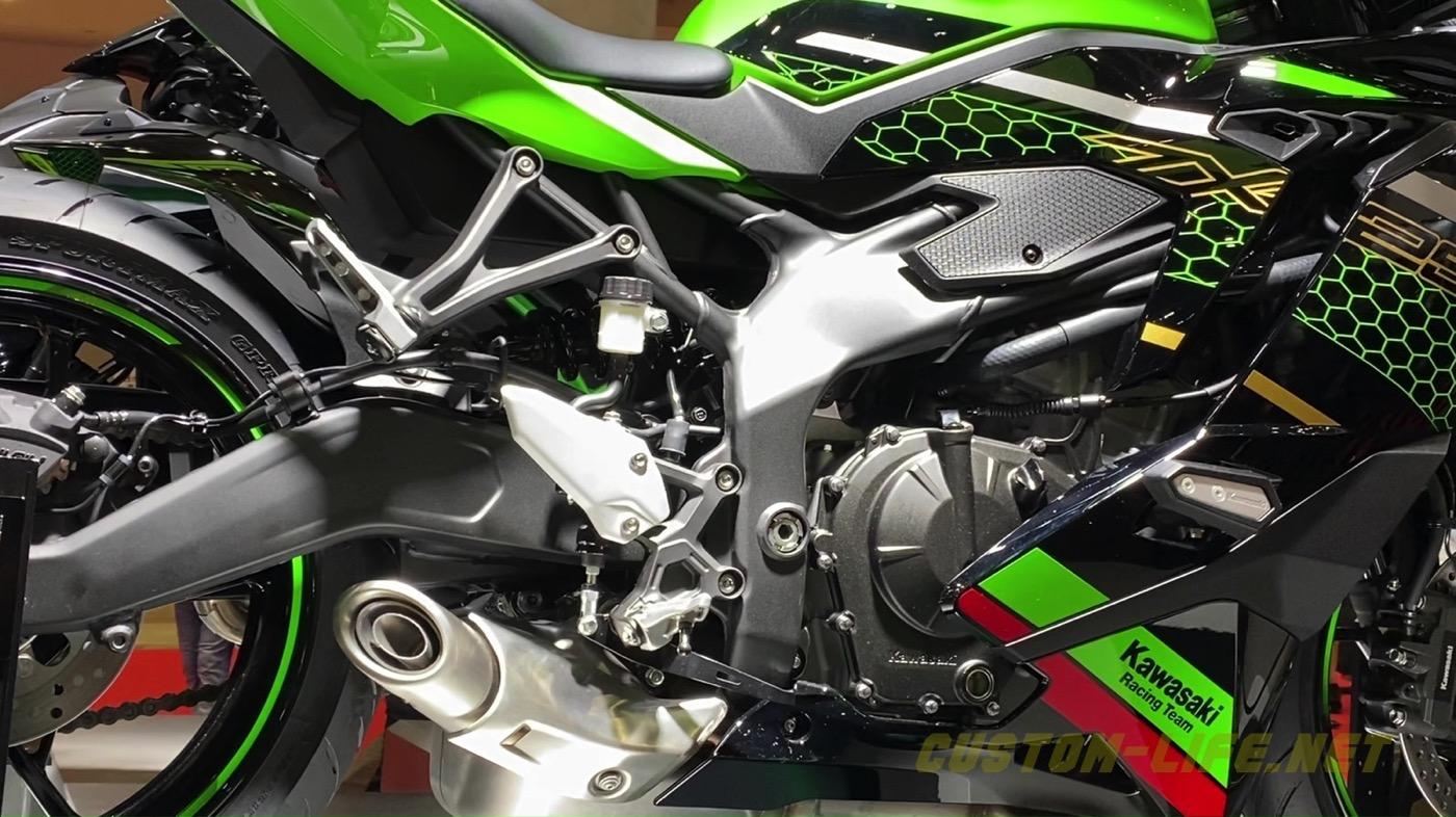 Zx25r enginesound