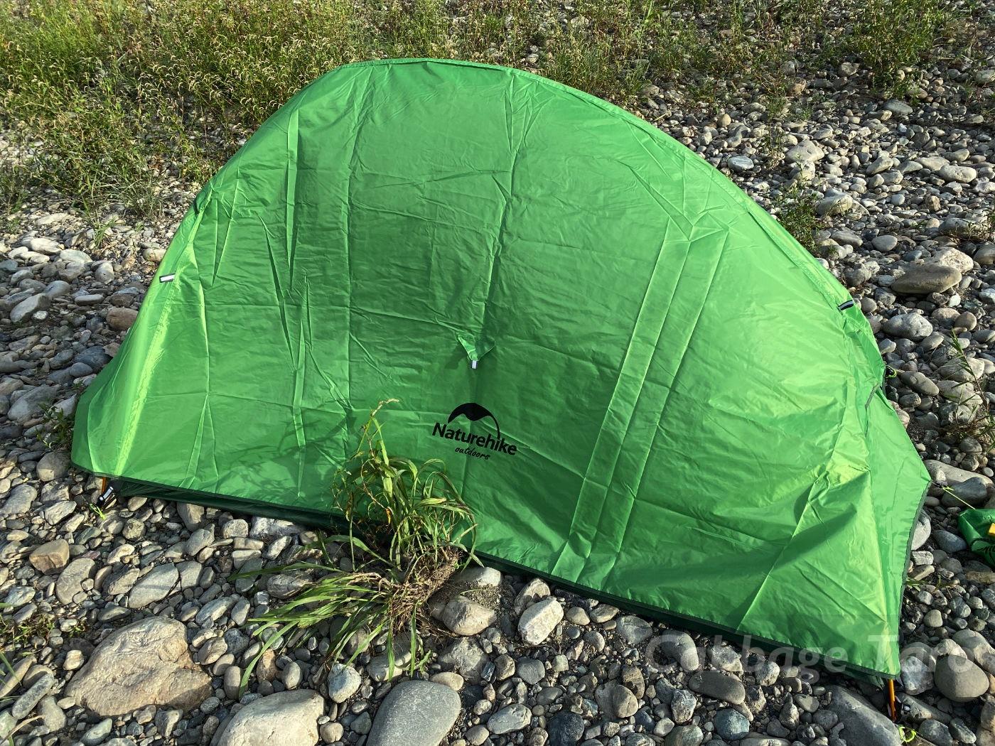 Naturehike tent cloudup2x review 03