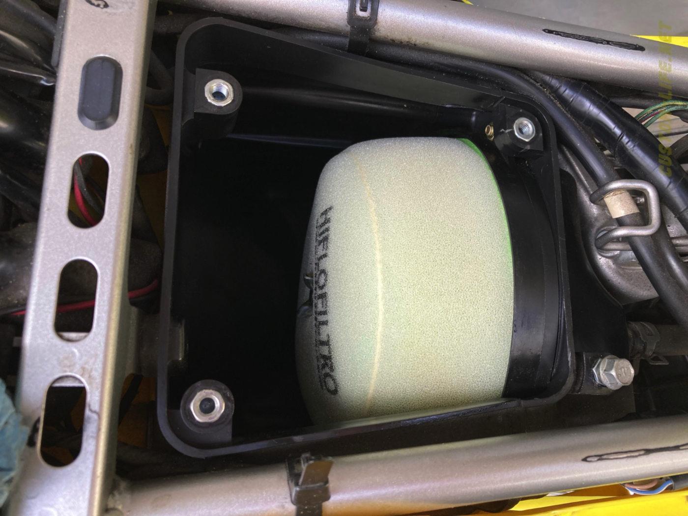 250SB Maintenance 01