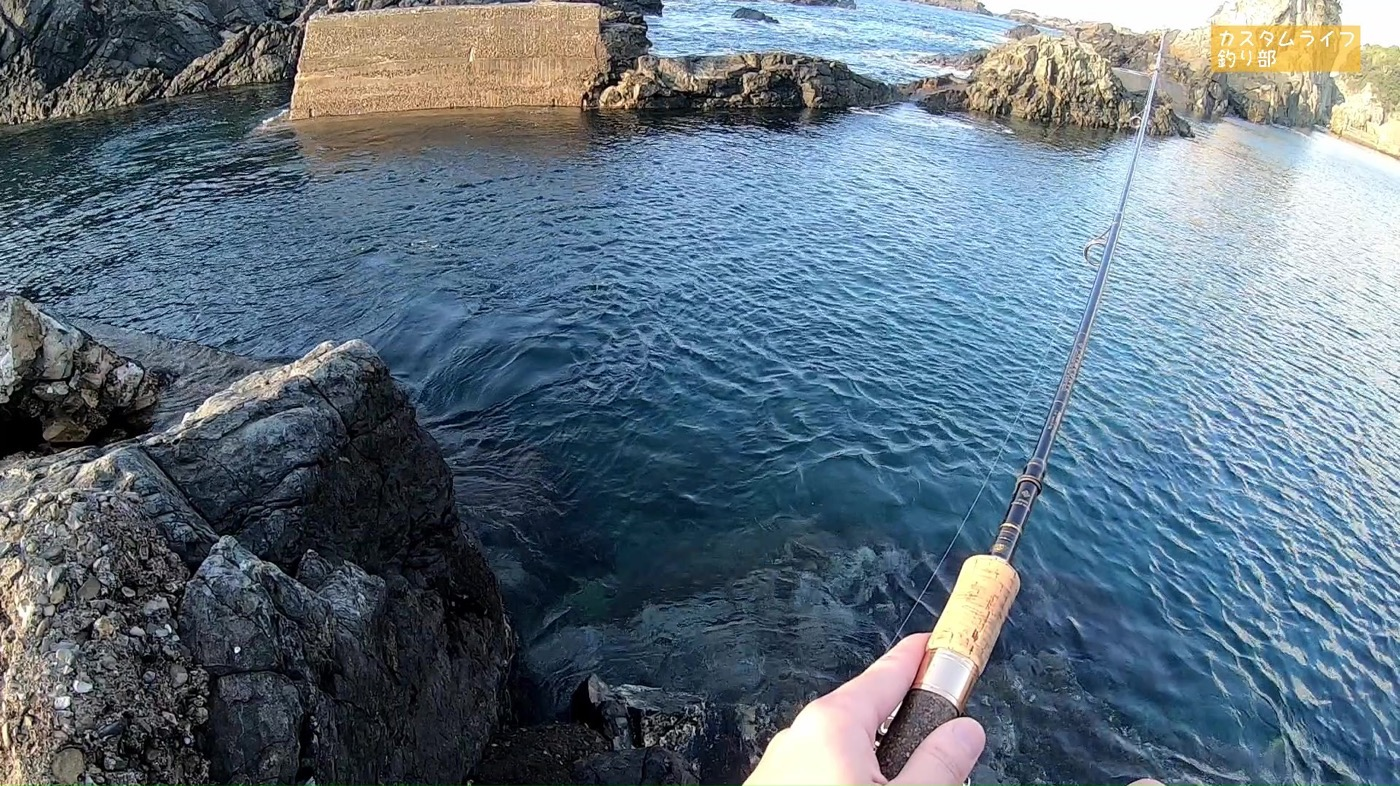 Nanki rockfishing 12