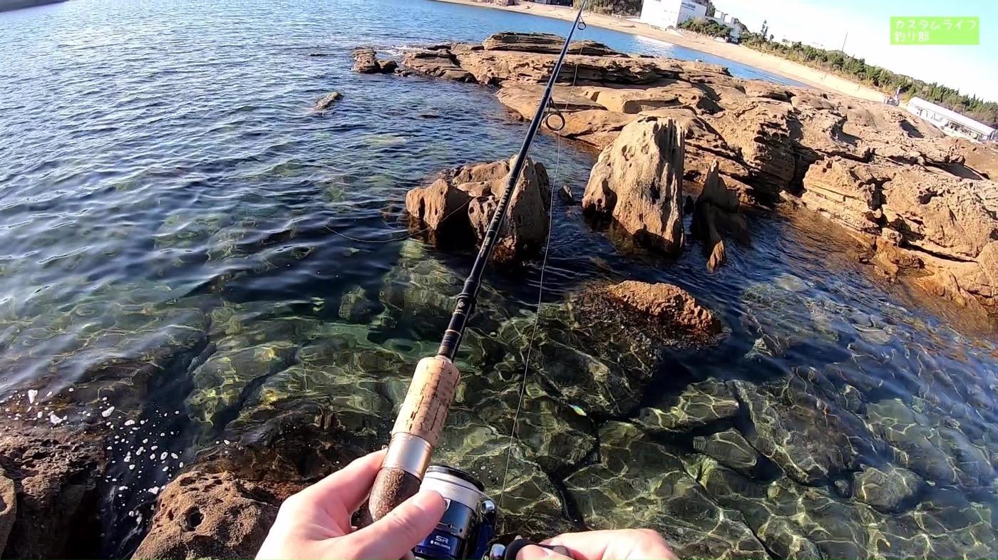 Nanki rockfishing 16